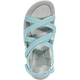 Hi-Tec Waimea Falls Sandals Women aquifer/icy moon